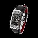 Chronograph Energie Vitale, chronograph, quartz movement, leather strap
