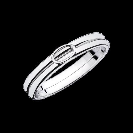 Ring L'Origine, white gold