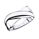 En corps et encore Ring, white gold