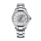 Watch L'Heure de Paix, big model, automatic, steel bracelet