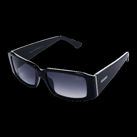 SUN 13 (Sunglasses, acetate, black palladium)