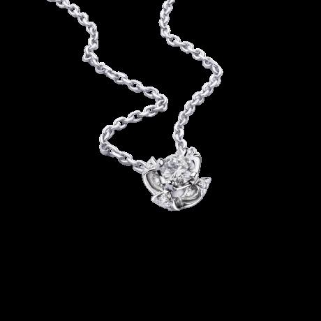 Ring, Sacré Désir, white gold and diamonds