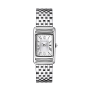 Watch Femme Vitale, quartz movement, stainless steel, white dial