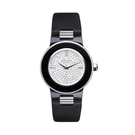 Amour la Nuit timepiece, diamonds