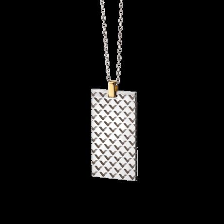 Salomé pendant, silver