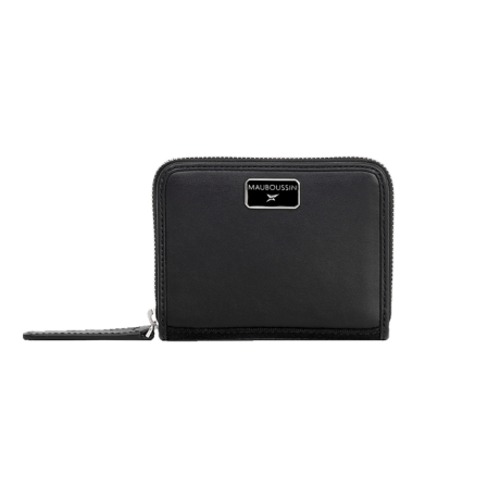 Je t'attends, Je t'aime, small leather wallet