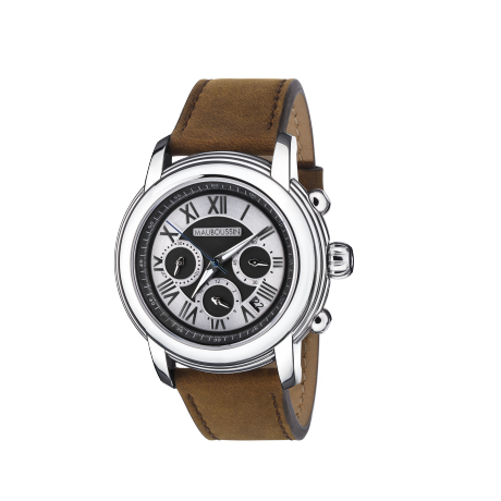 Right Time Man watch, automatic chronograph