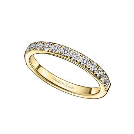 Parce que c'est Toi, yellow gold, diamonds