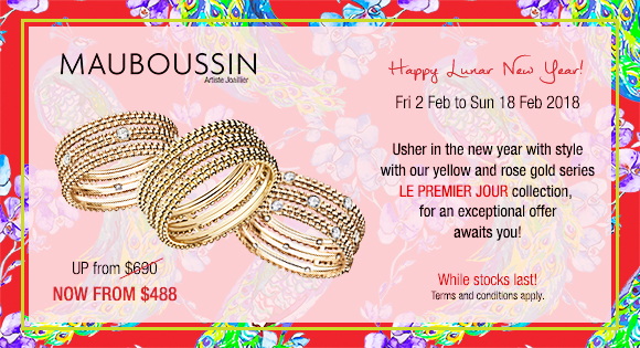 Celebrate Lunar New Year with Mauboussin!