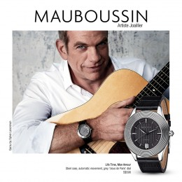 Life Time, Mon Amour by Mauboussin