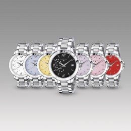 """So Urgent"" – The new timepiece collection for women by Mauboussin"
